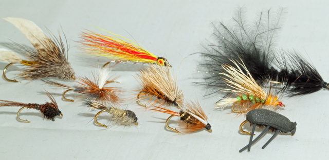 All Time Top Ten Trout Flies