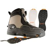 Korkers Whitehorse Fishing Boot with Felt & Kling-On Sole