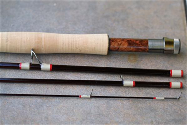 BYZ Custom 4 Piece Fly Rods