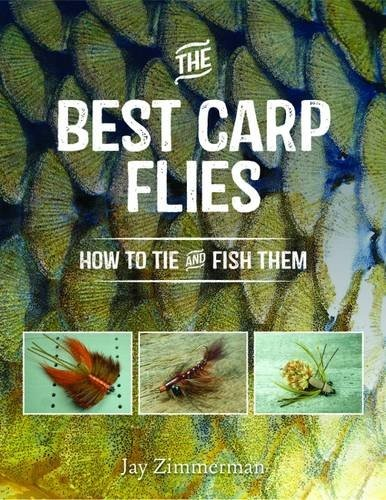 The best carp flies how to tie and fish them for Best fishing books