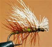 Barbless Elk Hair Caddis 