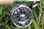 M60 Series Machined Fly Reel Extra Spool