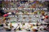 2015 Flies of the Month Club