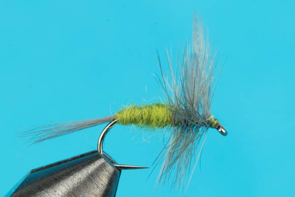 Barbless Blue Wing Olive