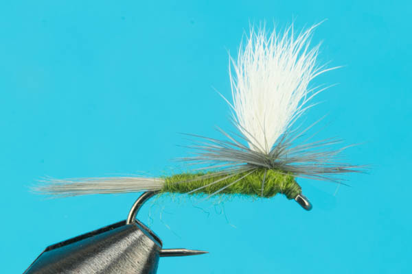 Barbless Parachute Blue Wing Olive