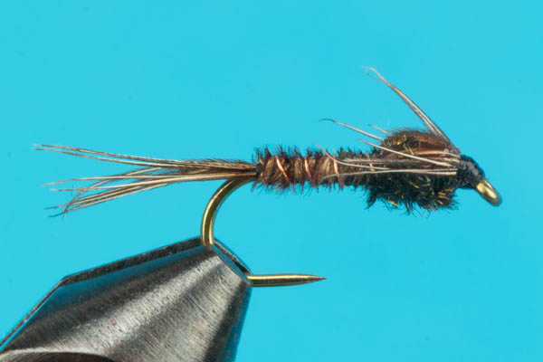 Barbless Pheasant Tail