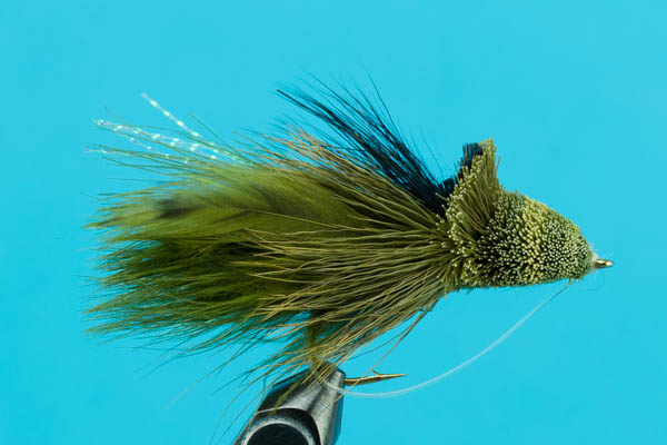how to fish a dahlberg diver fly
