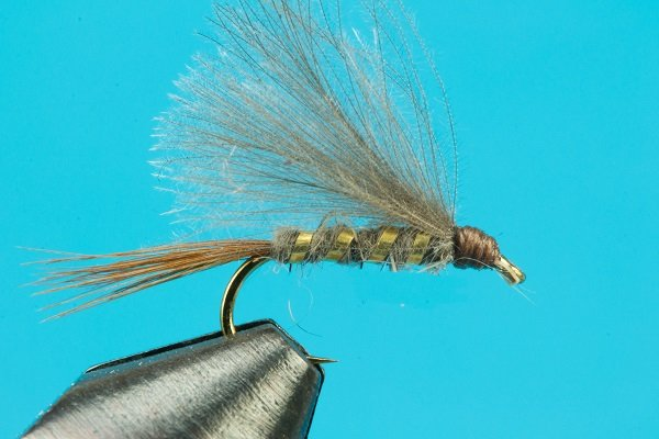 CDC Hare's Ear Caddis