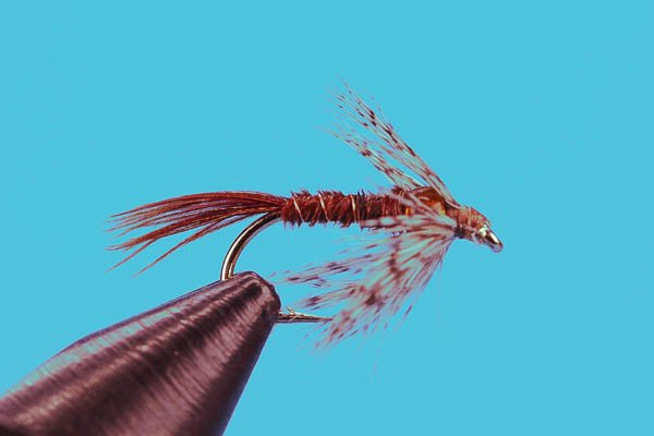 Soft Hackle Pheasant Tail Glass Bead