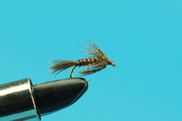 81907ae5c3593 Soft Hackle Pheasant Tail Glass Bead-Discount Trout Flies-BigYFlyCo.Com