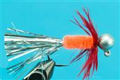 Flashtail Orange Jig