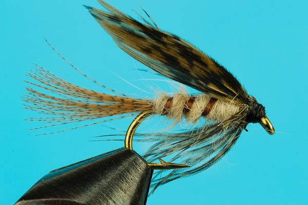 Eastern March Brown Wet Fly