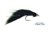 BH Electric Leech--By Aqua Flies