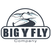 Big Y Fly Co Decal--Original
