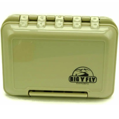 Big Y Waterproof Flip Page Fly Box