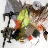 #300 Deluxe Fly Tying Kit