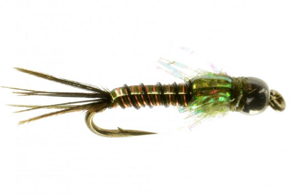 Eric's Spring Baetis--By CATCH