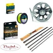 Beulah G2 Platinum Spey Outfit