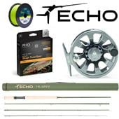 Echo TR Trout Spey Combo