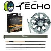 Echo Trout Spey Combo