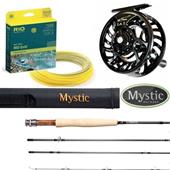 Mystic Au Sable Single Hand Combo