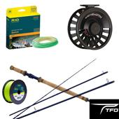 TFO Deer Creek Switch Combo