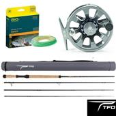 TFO Pro 2 Spey Combo