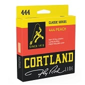 Cortland 444 Classic Peach - Weight Forward