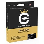 Cortland Competition Mono Core Fly Line