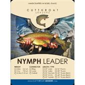 Cutthroat Leaders Nymph Leader