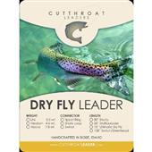 Cutthroat Leaders Dry Fly Leader