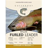 Cutthroat Leaders Nylon Furled Leader