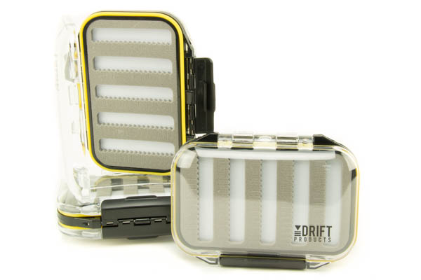 Drift Products Double-Sided Pocket Fly Box