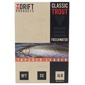 Drift Products Classic Trout Leader