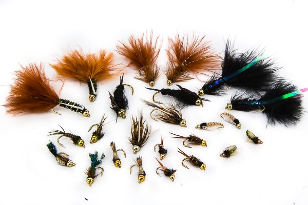 Beadhead Assortment--24 flies