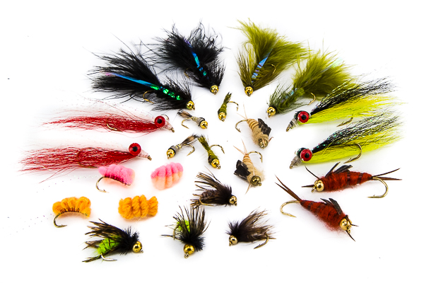 Erie Steelhead Flies
