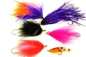Winter Steelhead Assortment--12 Flies