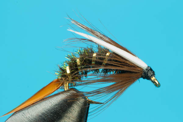 Prince Nymph Curved Hook
