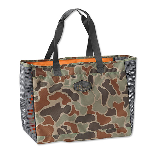 Orvis Safe Passage Camo Wader Tote
