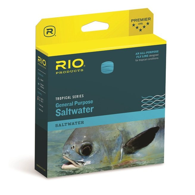 Rio General Purpose Tropical Fly Line