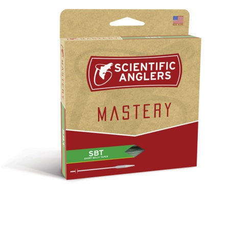 Scientific Anglers Mastery SBT (Short Belly Taper)