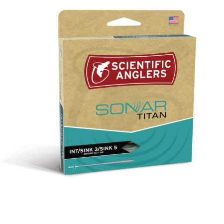 Scientific Anglers Sonar Titan Textured INT/S3/S5