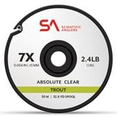 Absolute Trout Tippet 30m--Scientific Anglers