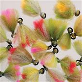 Solitude Mossy Strike Indicators--3 pack