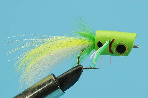 Soft Foam Bass Popper