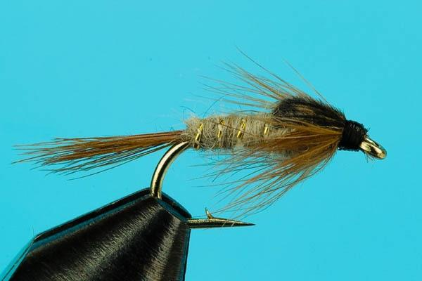 Soft Hackle Hare's Ear