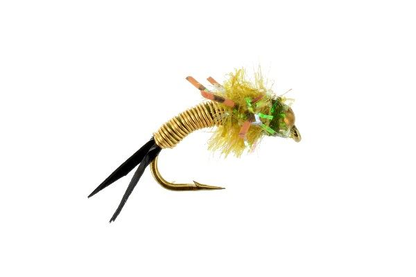 Nymick's Sassy Steelhead Stonefly--By CATCH