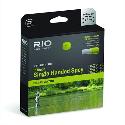 Rio InTouch Single Hand Spey 3D