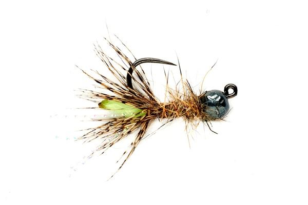 Tactical Peeping Caddis--By Fulling Mill