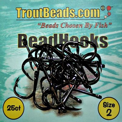 Trout Beads: BeadHooks